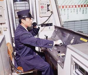 列車無線イメージ